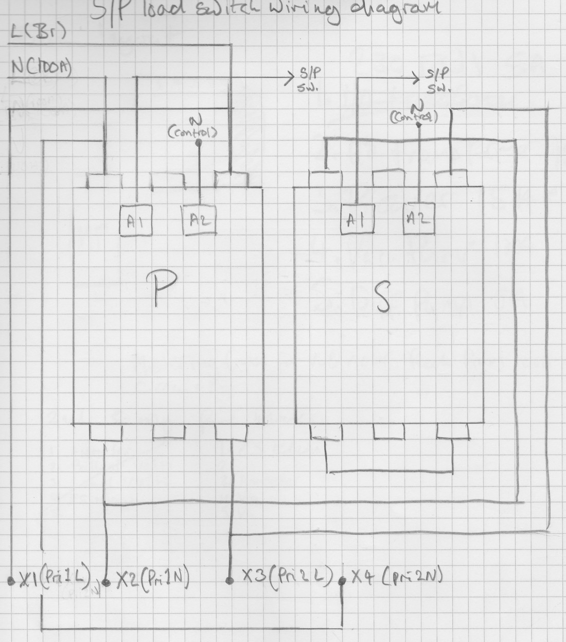 Control Freak Bmrs Neon Blog Ballast Wiring Diagram Additionally Ac Current Transformer Circuit S P Switch 1